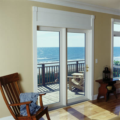 Simonton Swinging Doors