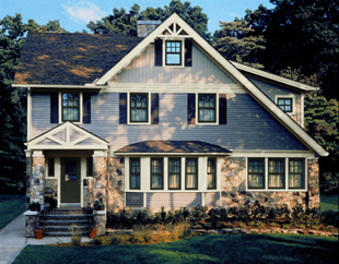 Simonton Double Hung Architectural Compatability