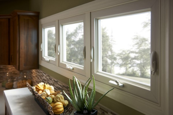 Simonton Reflections Awning Window Kitchen