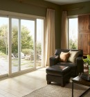 Simonton Sliding Patio Door– Interior View
