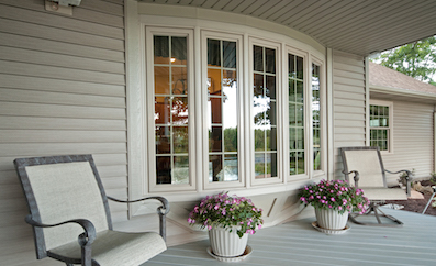 Simonton Windows Bay & Bow Architectural Compatibility