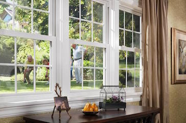 Simonton Double Hung Windows