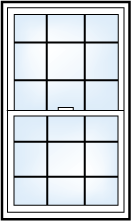 Reflections-5300-Grid-Pattern-Colonial