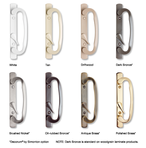 Door Hardware Simonton Windows Doors