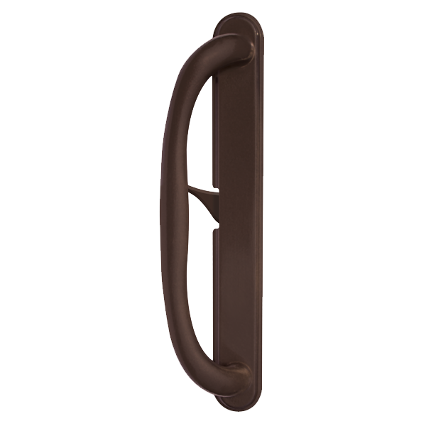 Impressions-Patio-Door-Standard-Handles-Dark-Bronze