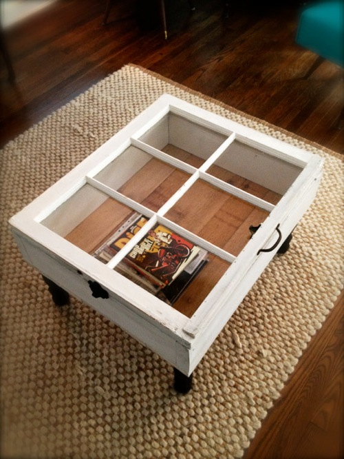 10 Ways To Upcycle Old Wood Windows In Your Home