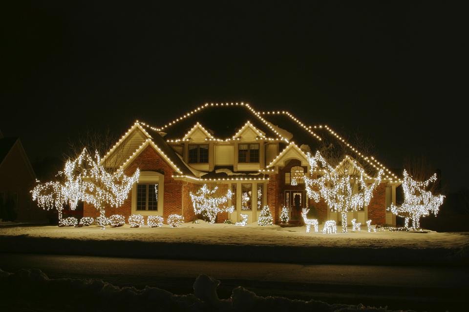 LED Holiday Lights