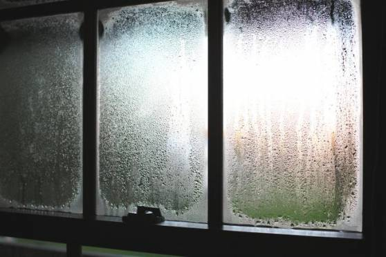 How to get rid of window condensation.