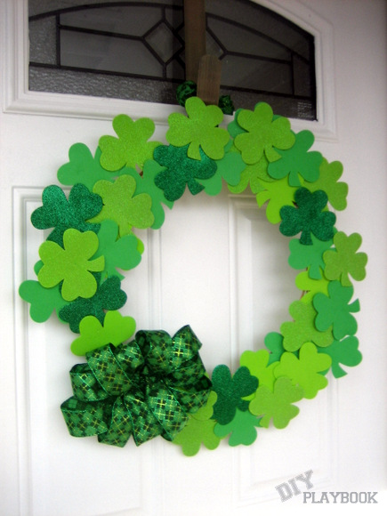 Top 10 St Patrick S Day Craft Ideas The Window Seat