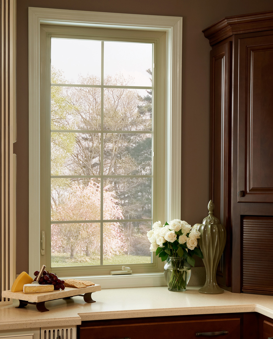 Single Casement Window : What in the world is a casement window