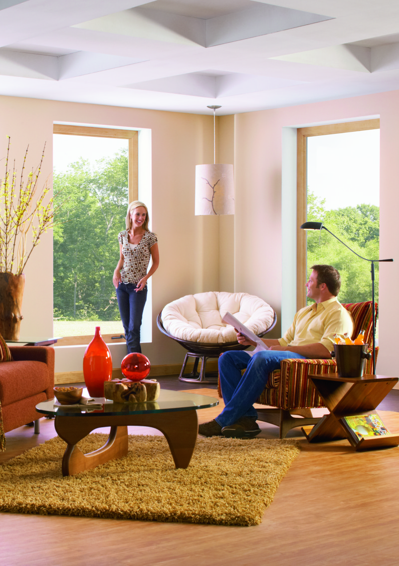 ENERGY STAR windows help you keep a comfortable home.