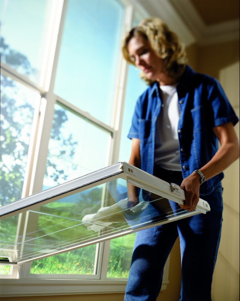 Easy to make DIY Window Cleaner