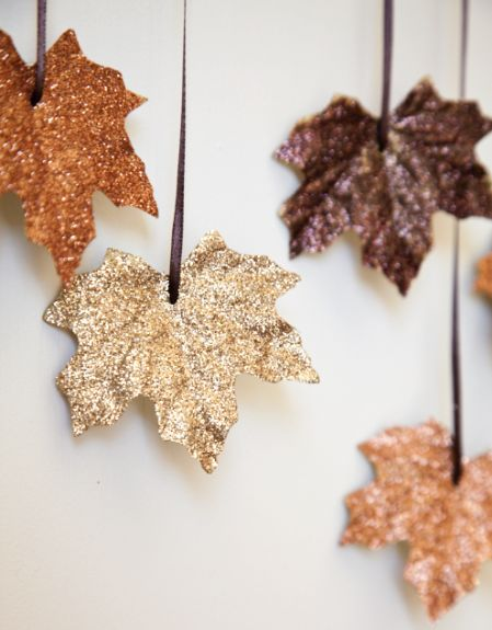 thanksgiving Decorations to Make At Home