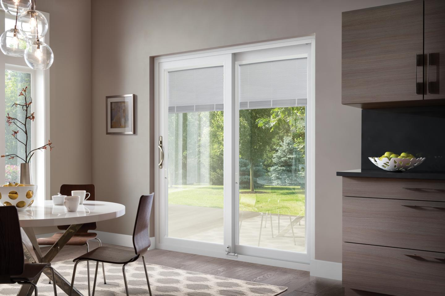 Five reasons you need a patio door for summer.