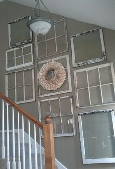 repurpose old windows