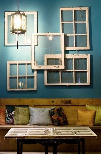 repurpose old windows diy window decor how to recycle old windows