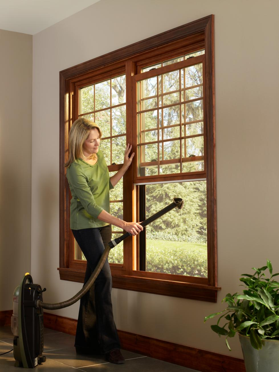 Simonton 39 s spring home maintenance checklist the window seat for House window screens