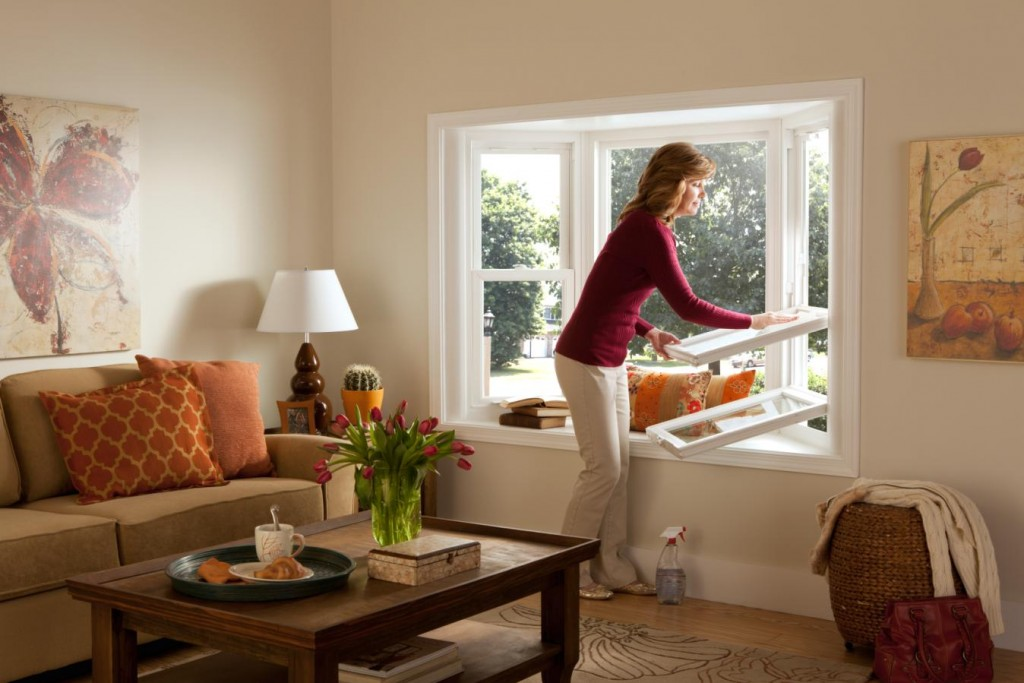 Spring Home Maintenance - Cleaning Windows