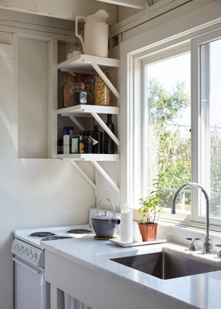Slider windows are a great complement to any kitchen.