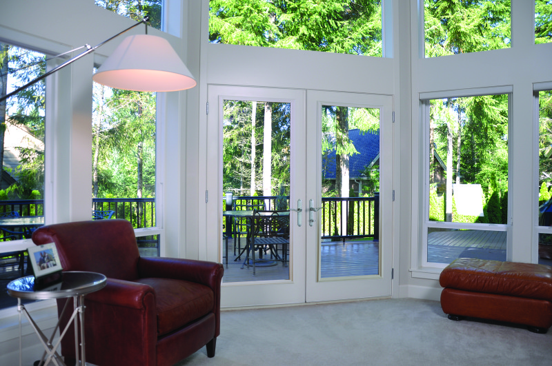 french patio doors have a wider frame than sliding patio doors