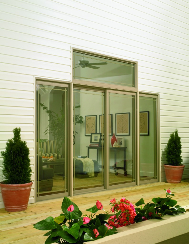 How much does a replacement patio door cost?