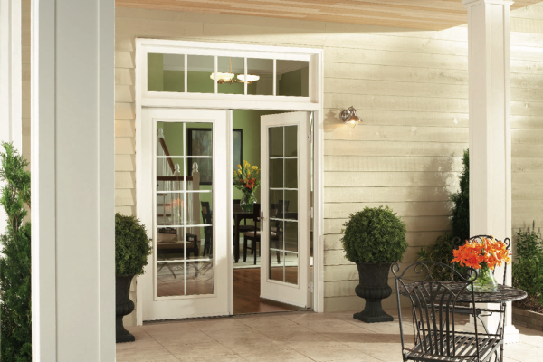 garden patio door