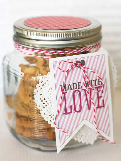 DIY Valentine's Day Gifts That Show Some Heart