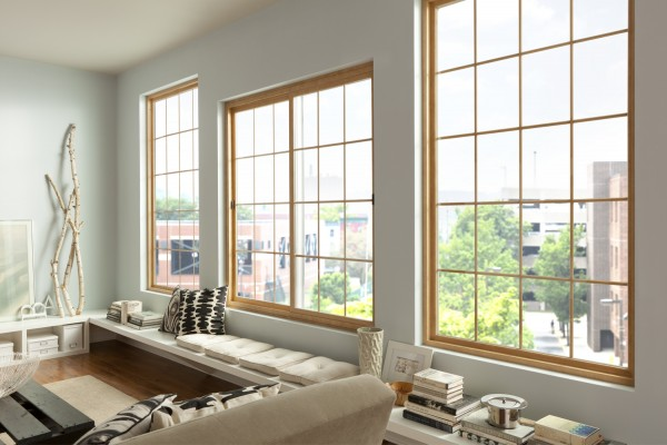 Sliding windows can be customized to fit your home.