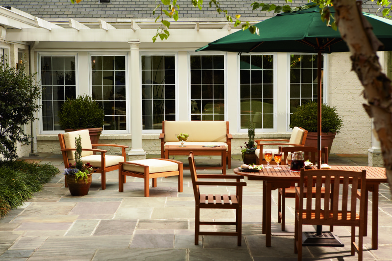 Tips to get your patio ready for patio season.