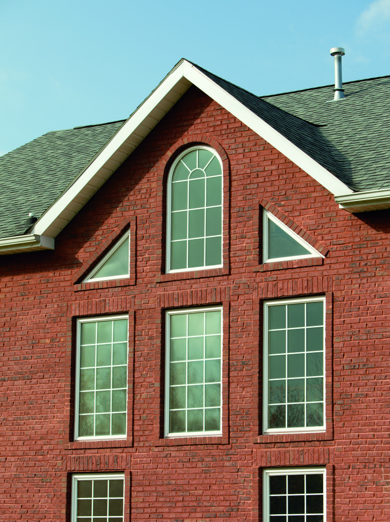 Arched window ideas for every room in your home the for Curved windows