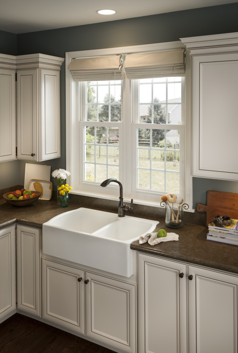 Colonial Window Grilles Give Homes A Traditional Look