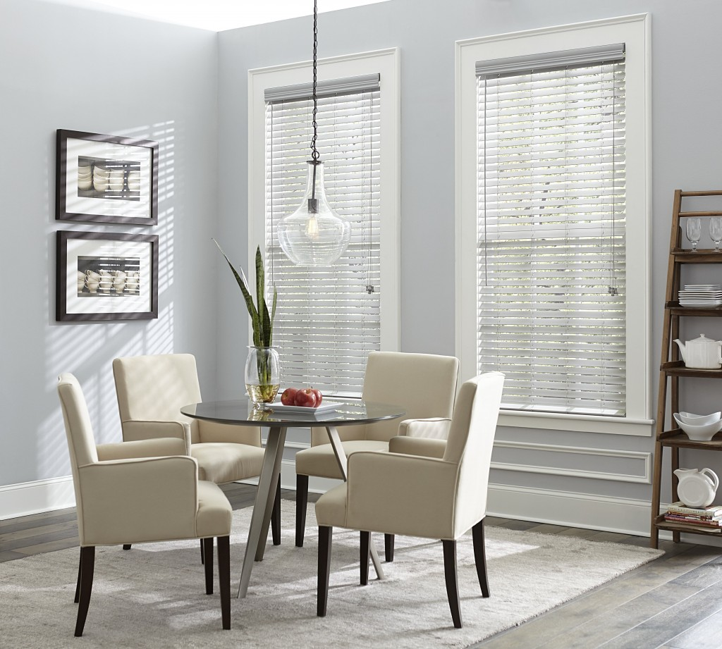 Faux wood or real wood window blinds? Which are best? Check out our pros and cons of each window blind treatment here.