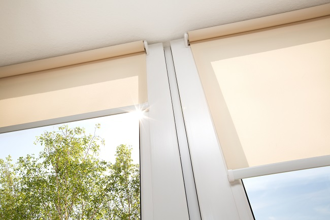 How to clean window shades. Read more here.