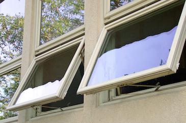Simonton Vinyl Replacement Awning Window