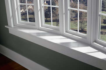 Simonton Vinyl Replacement Bay and Bow Windows