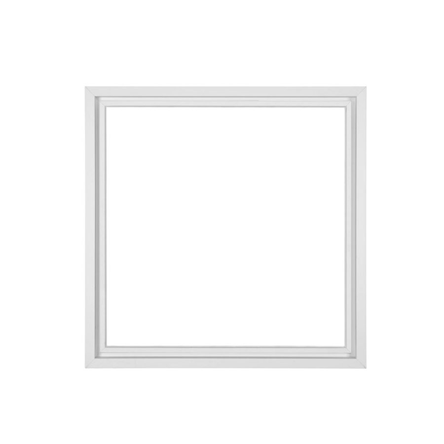 White window frame - Bay Or Bow Windows Picture Window 2