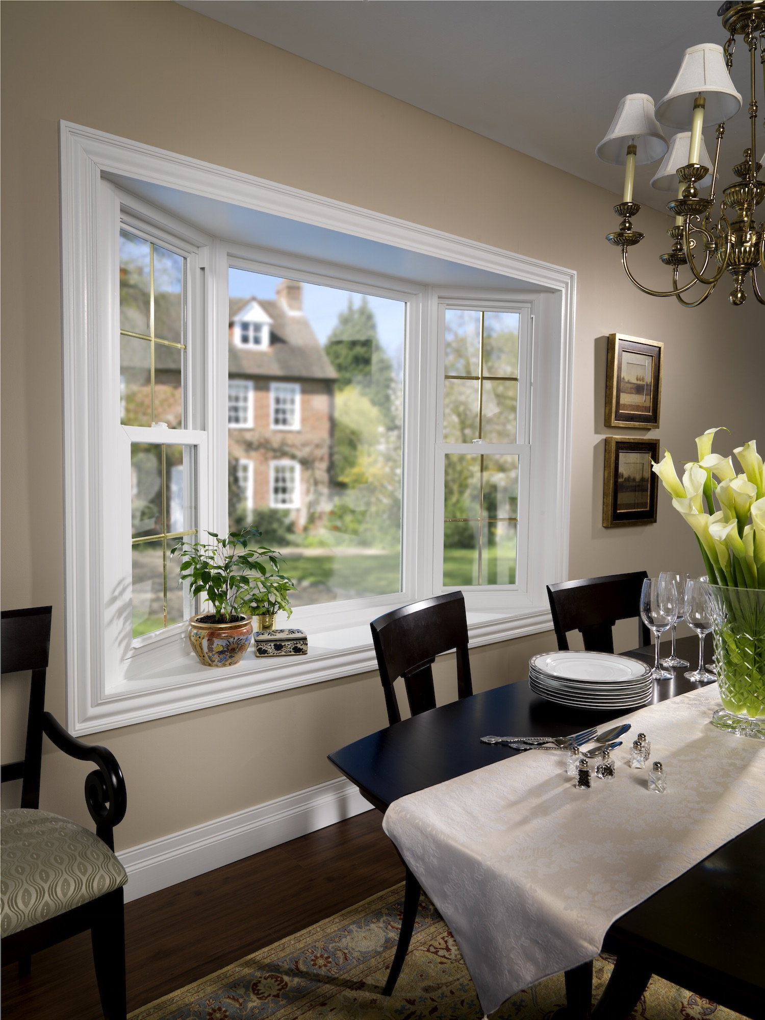 Bay perfection | Simonton Windows & Doors