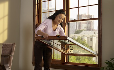 Simonton Double Hung Windows Key Benefits