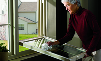 Simonton Windows Maintenance Cleaning