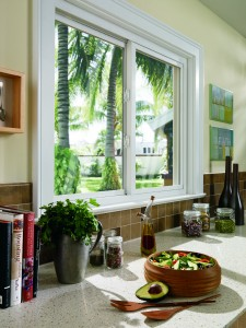 Easy To Operate Kitchen Slider Windows Simonton Windows