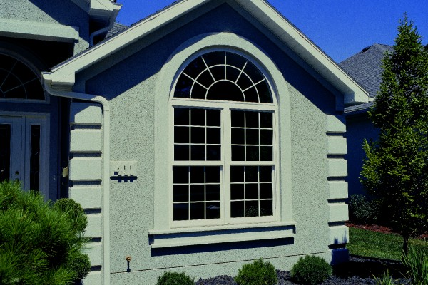 Simonton Single Hung Exterior View