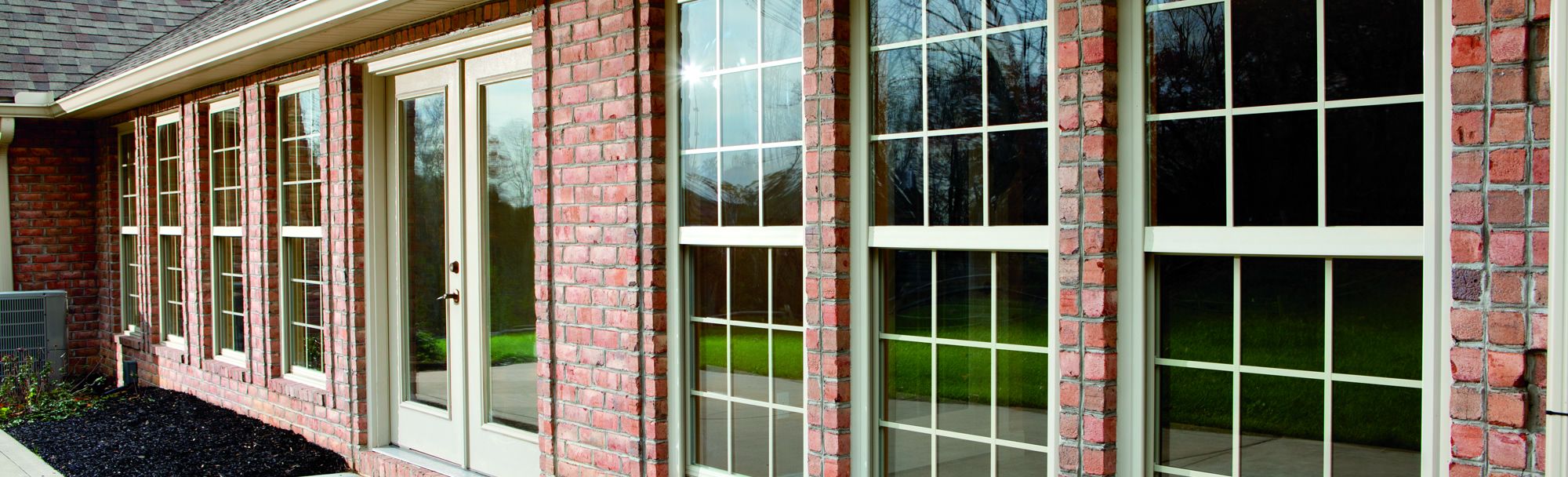 Double hung or single hung casements or sliders for Single window design