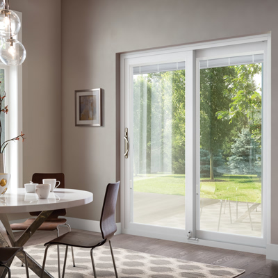 Inovo patio door
