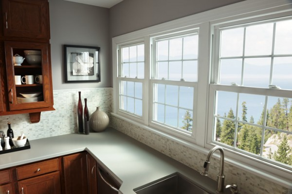 Simonton Double Hung Window Reflections Collection