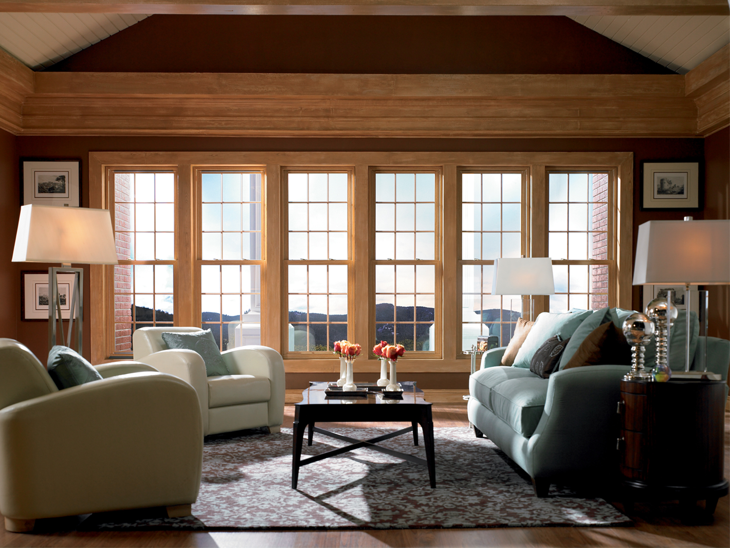 Interior wood windows - Are They Vinyl Or Wood