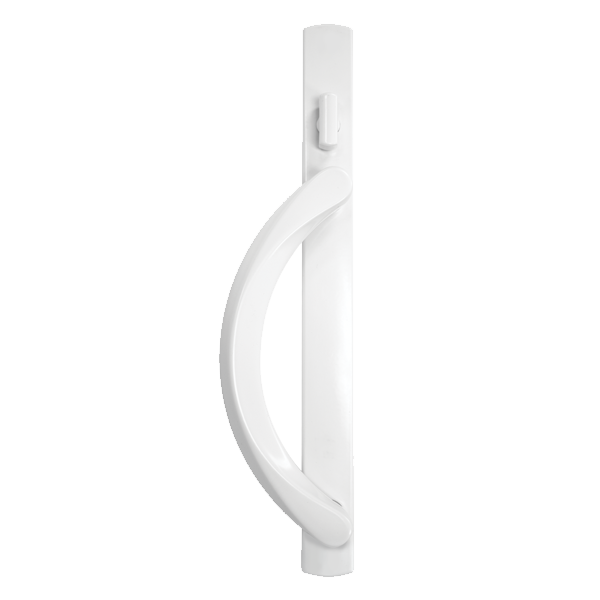 Impressions-Patio-Door-Premium-Handles-White
