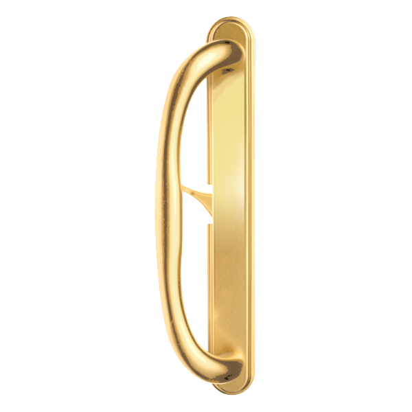 Platinum-Patio-Door-Standard-Handles-Polished-Brass