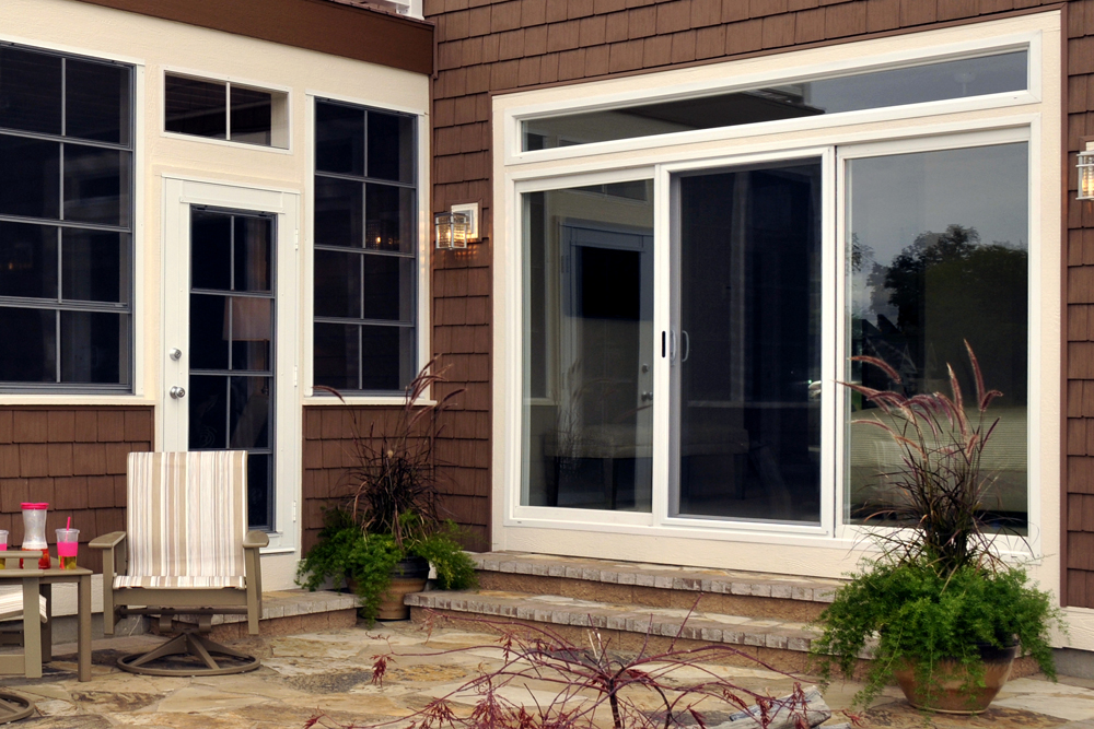 Hgtv Smart Home Sliding Patio Door Simonton Windows Amp Doors