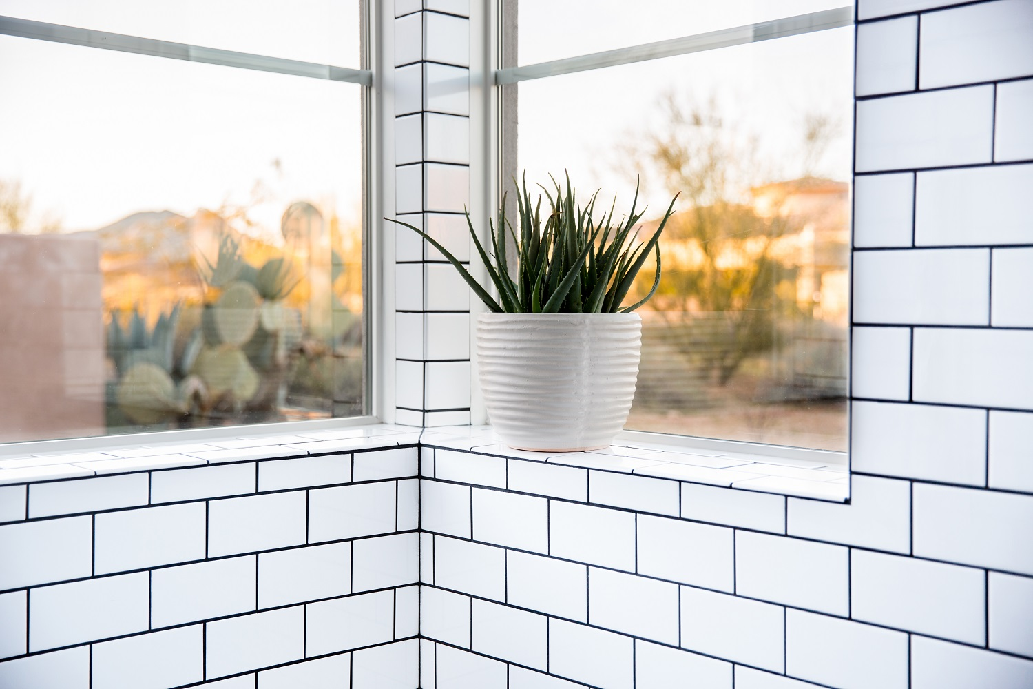 Add natural light to dark corners with new windows. Simonton vinyl windows allow natural light to flood your home helping your home save energy.